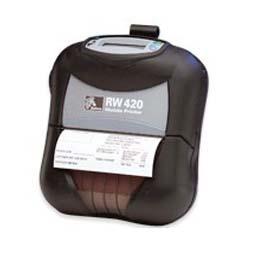 斑马Zebra RW420 移动打印机
