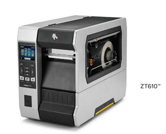 斑马Zebra ZT610条码打印机