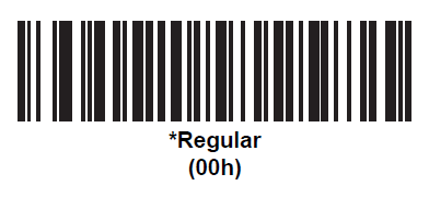 Zebra DS8108 条码扫描枪常用设置