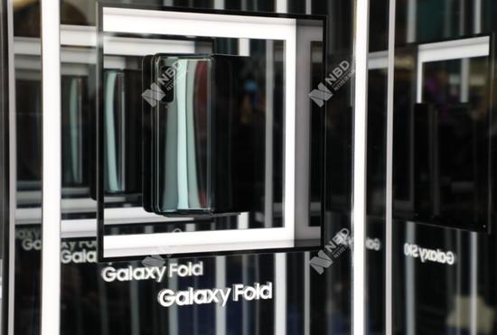 三星折叠屏手机临时取消中国区发布会
